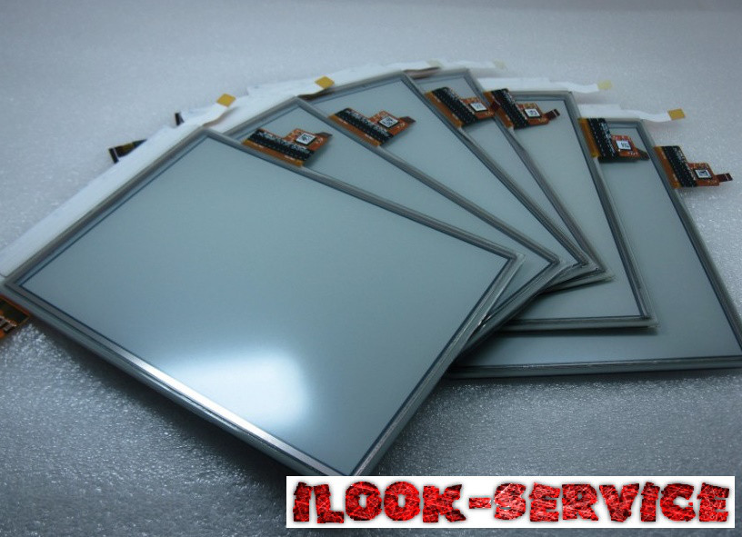 Матрица/Экран/Дисплей ED060XD4для электронной книги EvroMedia HD Extra Light
