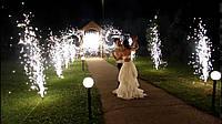 Холодные огни для оформления праздника, 2 метра. 20 сек