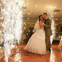 Холодные огни на свадьбу, первый танец, 2 м. 20 сек