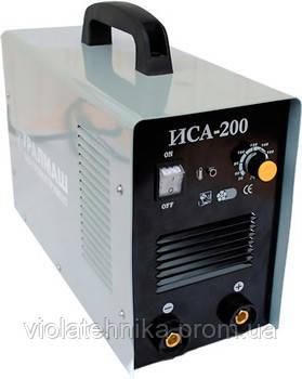 Инверторный сварочный аппарат УРАЛМАШ ИСА 200, фото 2