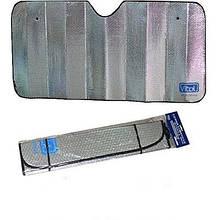 Шторка зеркальная солнцезащитная (1300х600) Vitol