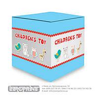 Печать, высечка и сборка картонных коробок