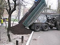 Купить чернозем, доставить песок, купить щебень цена Вышгород.