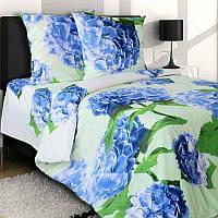 Комплект постельного белья 4507 Гортензия семейный