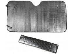 Шторка зеркальная солнцезащитная (1500х700) Vitol