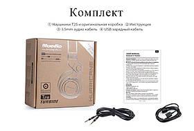Bluetooth-навушники Bluedio T2S, фото 3