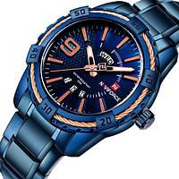 Спортивные Мужские часы Naviforce Yacht