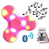 Спиннер (spinner) 2в1 Bluetooth + LED