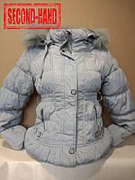 Куртка на девочку 12-13лет. Зима;