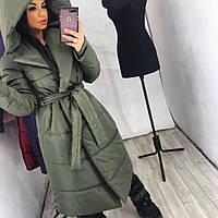 Женская куртка-палатка