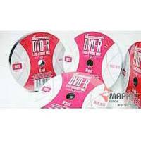 Диск двухсторонний DVD-R VIDEOLEADER 9,4GB 8х Bulk 10 шт (3436.5)