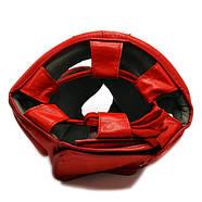 Защитный шлем боксерский классический (716), фото 2