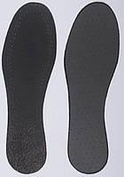 Стелька кожаная Elegance Leather on Latex Coccine, цв. чёрный 38