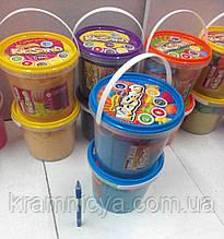 Кінетичний пісок KidSand, 1200г (KS-01-04)