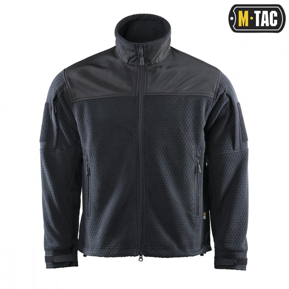 Куртка Hexagon Alpha Microfleece Jacket Black