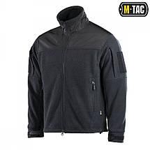 Куртка Hexagon Alpha Microfleece Jacket Black, фото 2