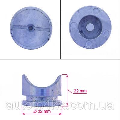 Боковая поджимка рулевой рейки MSG 7852 040 121