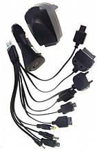 Универсальная зарядка RT-683 10in1 + 2 адаптера ZN