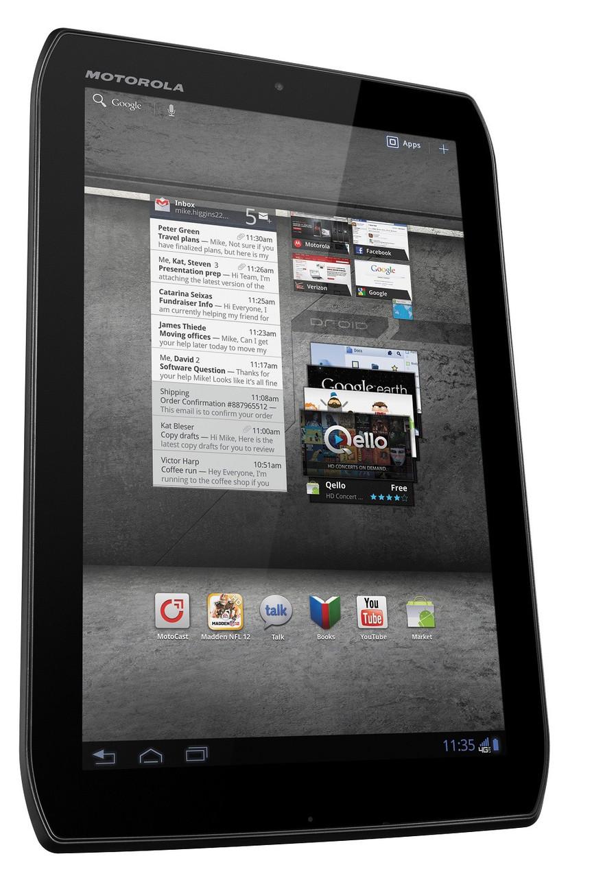Планшет Motorola Droid Xyboard 10.1 (MZ617) 16GB