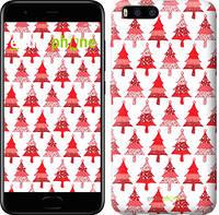 """Чехол на Xiaomi Mi Note 3 Christmas trees """"3856c-978-716"""""""