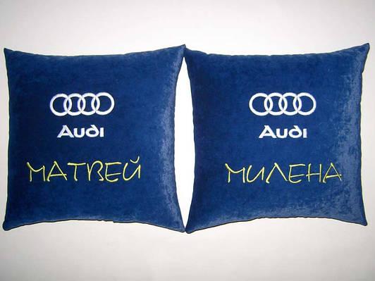Сувенирная автомобильная подушка