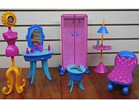 Мебель для куклы Гардероб Gloria 2909