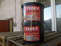 Високотемпературна змазка  Tedex benton  Mos(9кг)