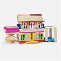 Набор строительных блоков Viga Toys 250 шт.