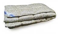 Одеяло Аляска шерсть овечья ТМ Лелека полуторка