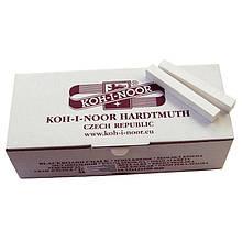 Мел белый школьный KIN 100 штук в упаковке