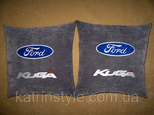 Сувенирная автомобильная подушка Ford