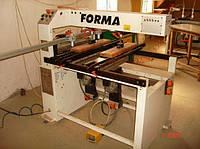 Присадочный станок Vitap Forma 63 бу трехголовочный (Италия) 2001г.