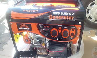 Бензиновый генератор Vitals EST 5.8ba автоматика