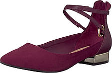 Туфли без каблука (Оригинал) ALDO Onalen Bordo, фото 2