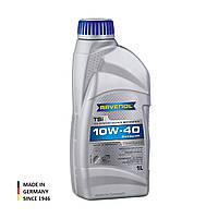 Полусинтетическое Моторное Масло (полусинтетика) Ravenol TSI (Равенол) 10w-40 1л