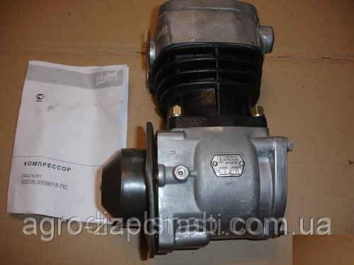 Компрессор пневматический КАМАЗ 5320(реставрация)