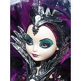 Кукла Ever After High Raven Queen Spellbinding Рейвен Квин перевыпуск Комик-Кон, фото 4
