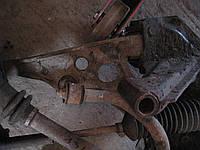 Рычаг левый Fiat Ducato