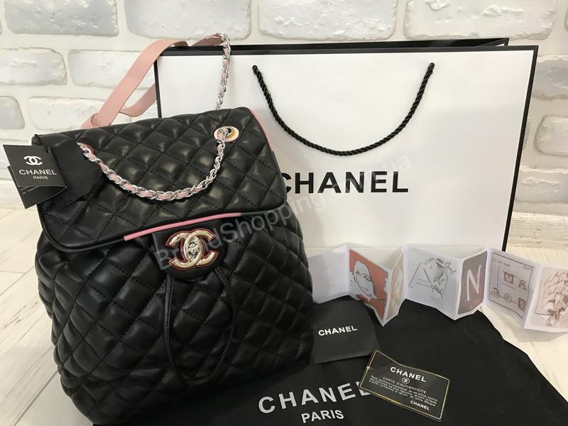 5ed231f7566e Ультра модный рюкзак- сумка Chanel Lux 1734, цена 2 000 грн., купить ...