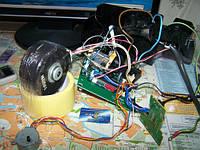 Замена двигателя вентилятора внутреннего блока кондиционера. Киевская область