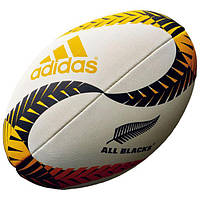 Мяч для регби Adidas All Blacks 2016 Rugby Training Ball