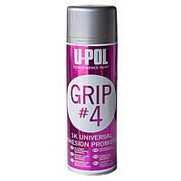 Улучшитель адгезии универсальный U-POL GRIP#4 450мл