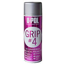 Улучшитель адгезии универсальный GRIP#4 U-POL 450мл