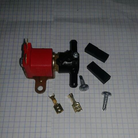 Клапан бензина пластик Atiker