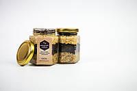 Мед з маком меленим горіхом і фундуком