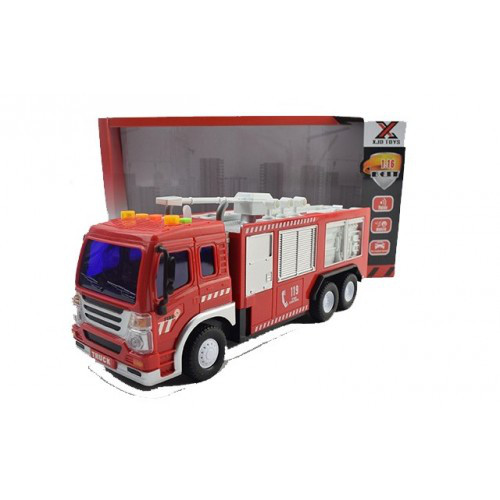 Пожарная машина  017-9 музыка свет