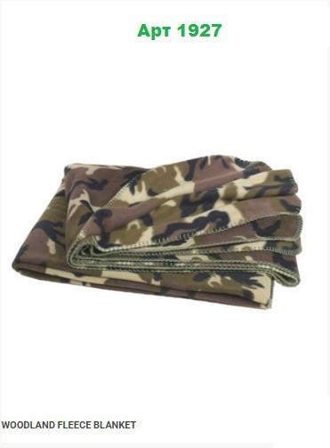 Подстежка под пончо - флисовое одеяло  MIL-TEC 14426020