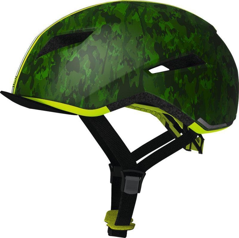 Велосипедный шлем Abus YADD-I #credition Camou green M