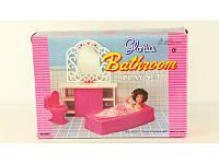 """Мебель для кукол """"Ванная комната"""""""