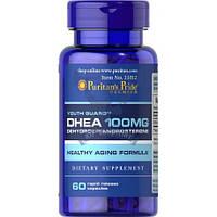Puritan's Pride DHEA 100 mg ДГЕА Дегидроэпиандростерон повышение тестостерона восстановить гормональный баланс
